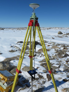 Leica GS10 Antartide