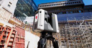 Leica RTC360 Laser Scanner 3D